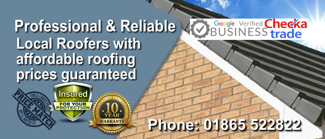 Dry Verge Roof Repairs in Milton Keynes
